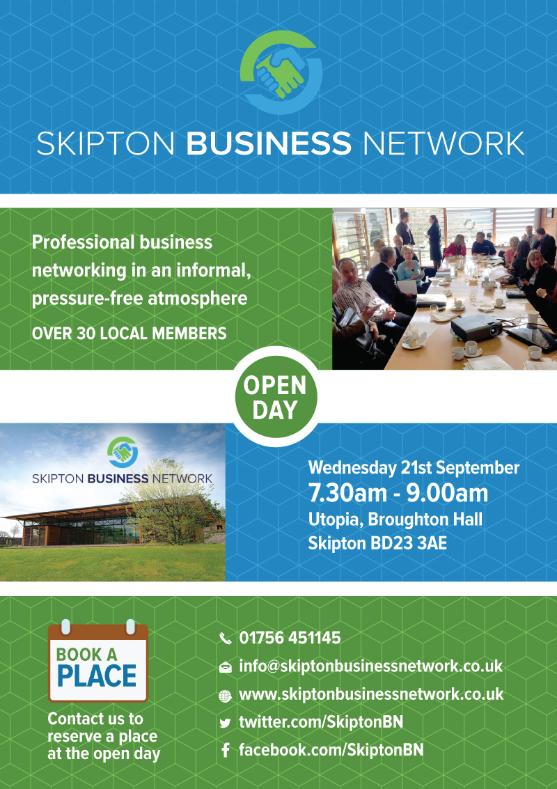 Skipton Business Network Open Day