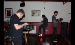 Filming bands
